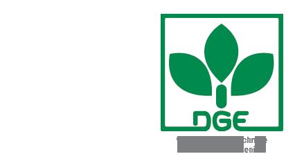 DGE-Zertifiziert